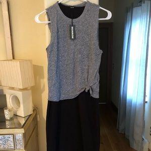 Monrow Layered Dress